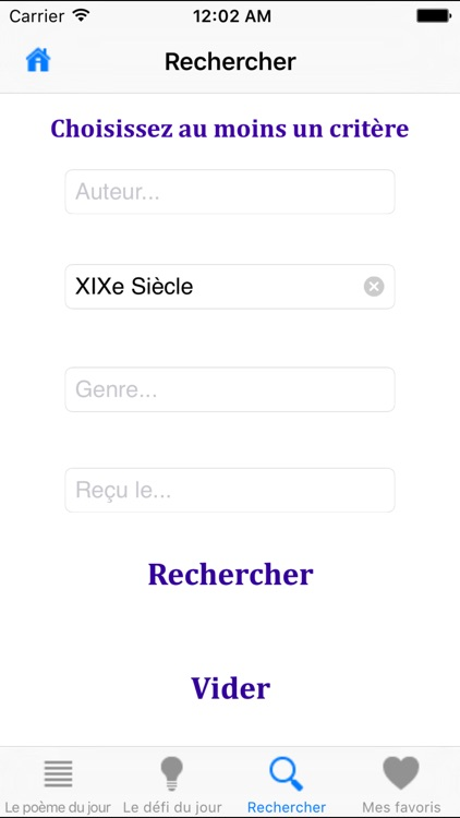 Un Poème Un Jour screenshot-3