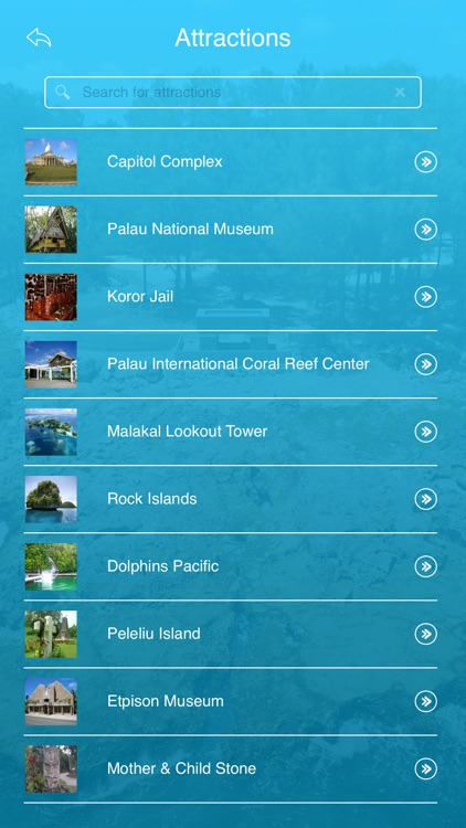 Palau Island Tourism Guide screenshot-2