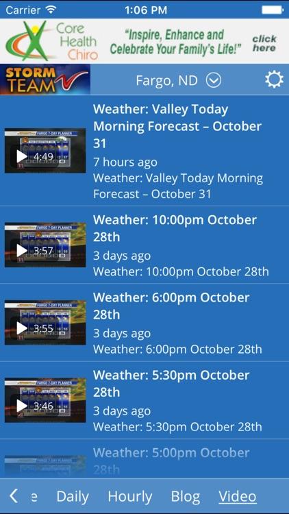 VNL Weather