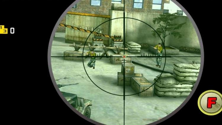 Snow Sniper Shooting 2016