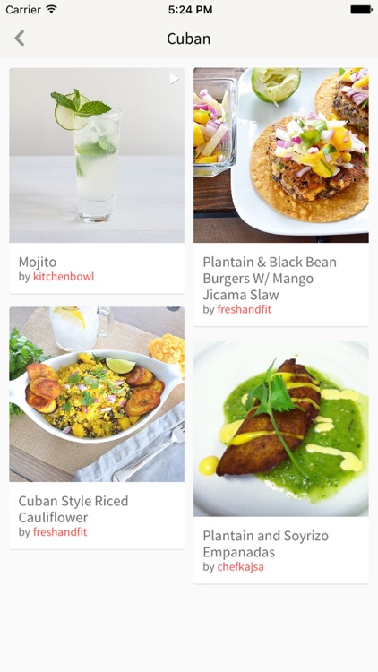 Kitchenbowl Recipes & Cookbook screenshot-3