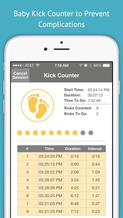 Pregnancy Due Date & Fertility Calculator ToolsScreenshot of 5