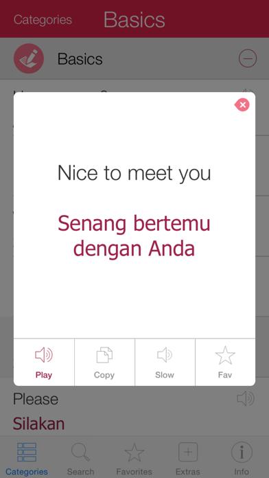 Indonesian Pretati - Speak with Audio Translation screenshot three