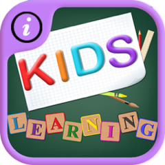 123,abc Kids Learning All in One Pack For Toddlers