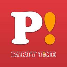 無料で合コンセッティング!PARTY T!ME(パーティータイム)