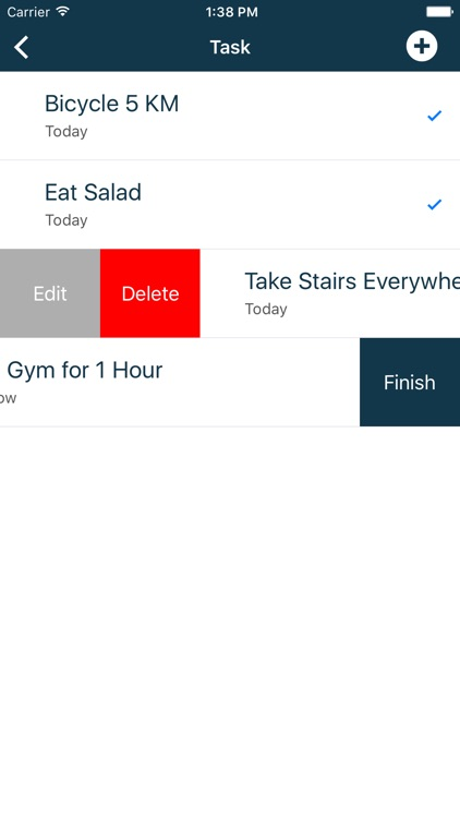 Life Goals | To Do List focuses on life achievements screenshot-3