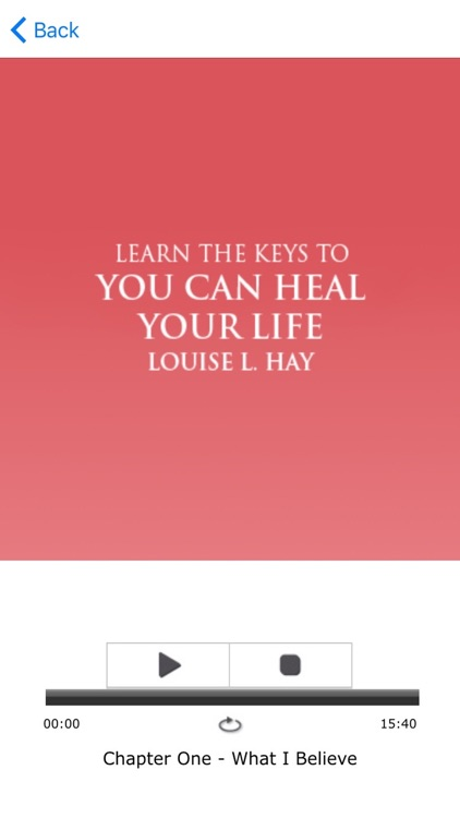 You Can Heal Your Life by Louise Hay Meditations screenshot-3