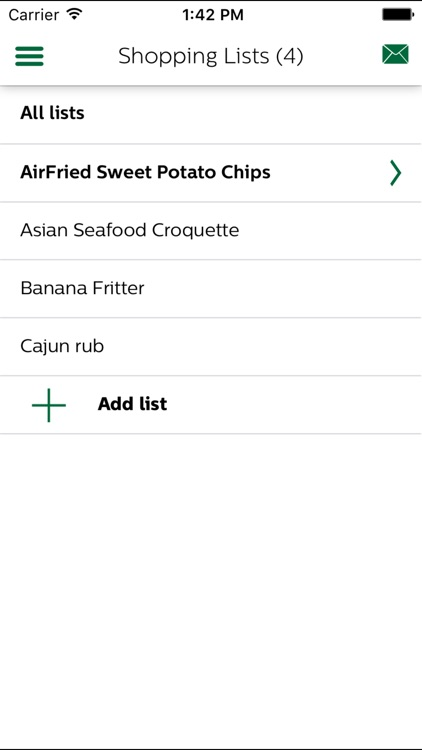 Philips Airfryer screenshot-4
