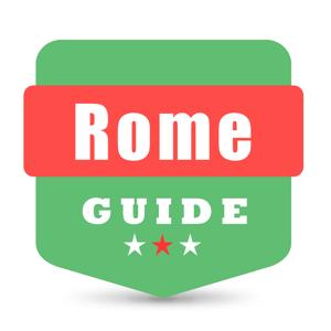 Rome travel guide and offline map, metro Rome subway, traffic maps Rome airport transport, city bus Rome guide & Vatican Rome trip advisor app