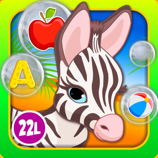 Toddler kids games - Preschool learning games free