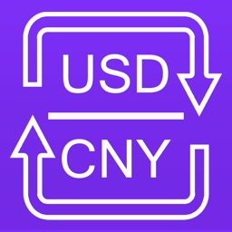 US Dollars to Chinese Yuan currency converter