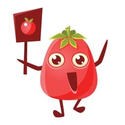 TomatoSmiles - Animated Tomatoes