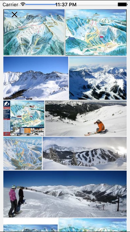 Ski Resorts USA