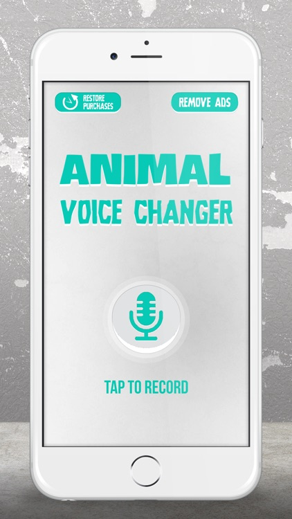 Animal Sounds Voice Changer screenshot-3
