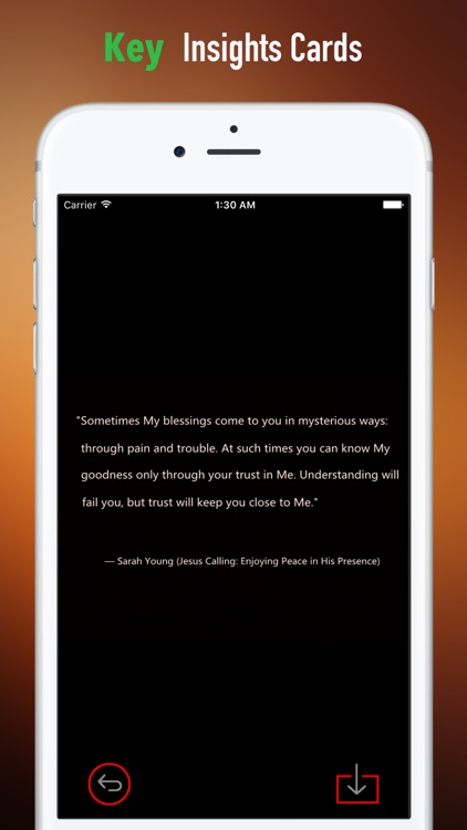 Quick Wisdom from Jesus Calling screenshot-3