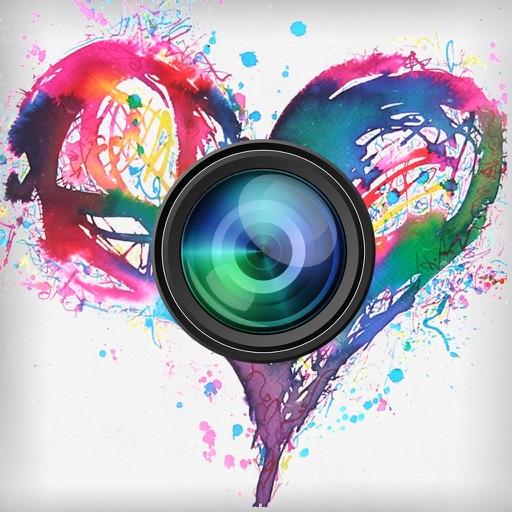 Hearts Camera