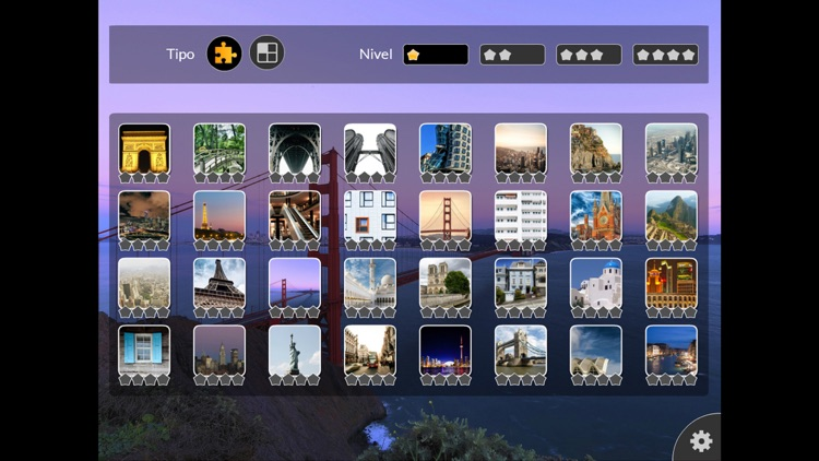 Architecture 3 - Jigsaw and Sliding Puzzles screenshot-3