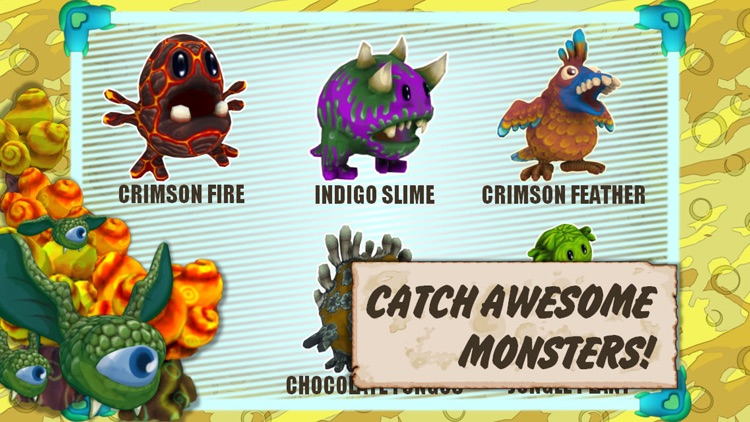 Map Monsters: Poke, Swipe, and Go