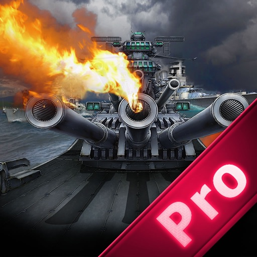 Race Of Fleet Battleship Pro - Game Naval Warfare!