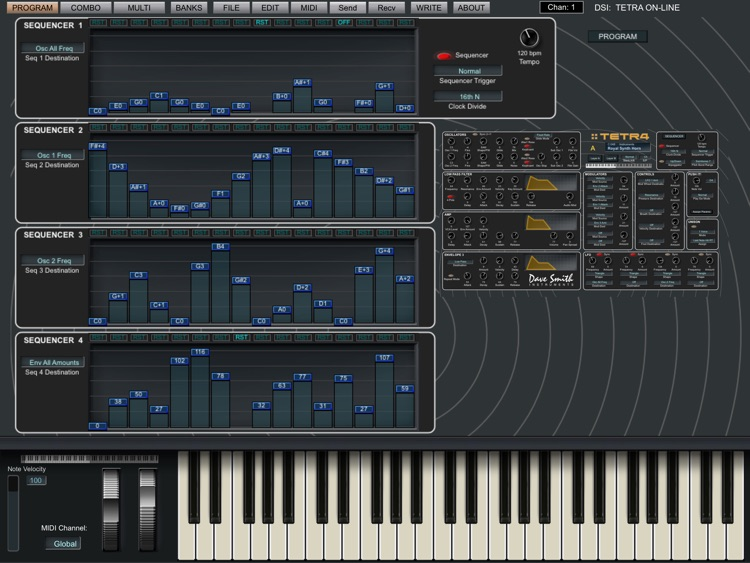 Tetra Sound Editor screenshot-3
