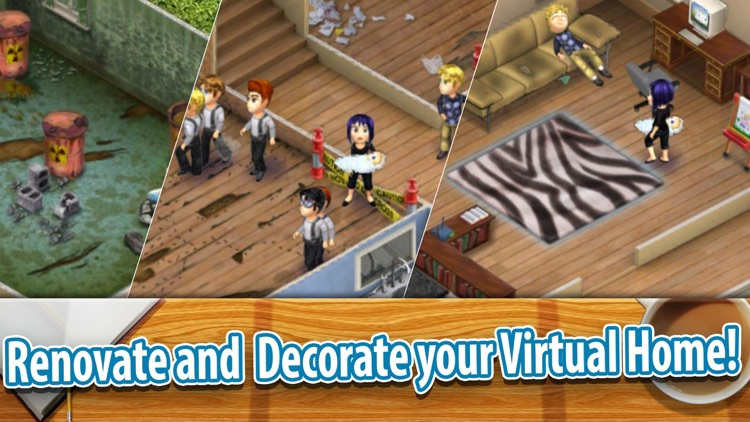 Virtual Families 2: Our Dream House screenshot-3
