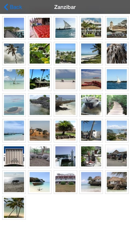 Zanzibar Island Offline Guide screenshot-4