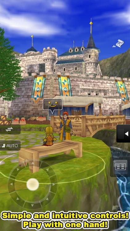 DRAGON QUEST VIII screenshot-3