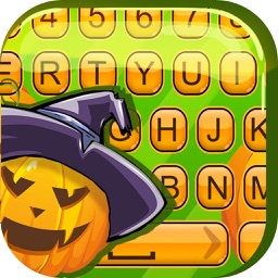 Halloween Keyboard Themes – Custom Scary Design.s