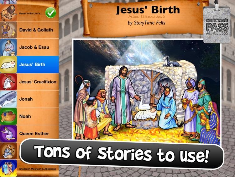 Bible Buddies HD Director's Pass screenshot-3