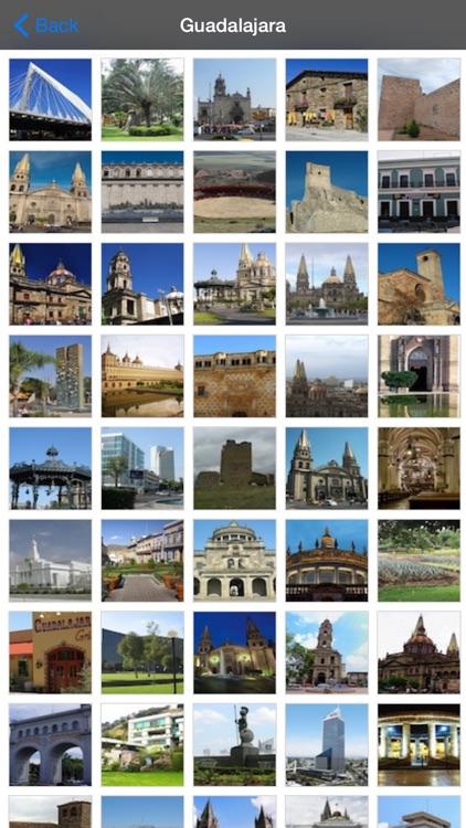 Guadalajara Offline Map City Guide screenshot-4