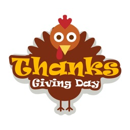ThanksGivingMoji - Thanksgiving stickers & emojis