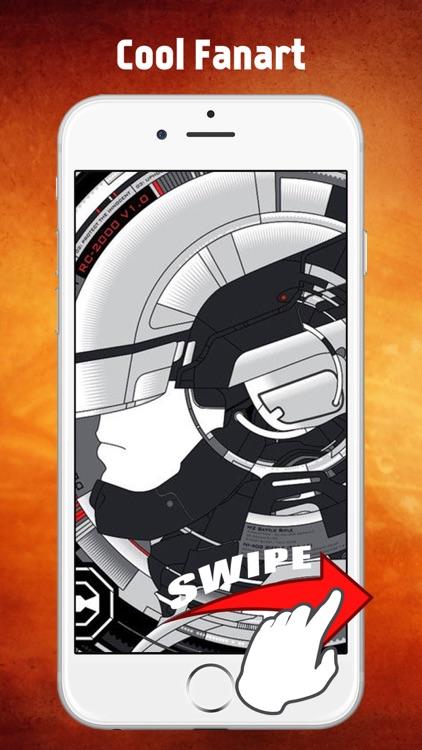 HD Wallpapers for Robocop