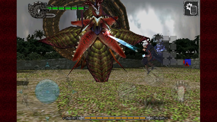 Devil May Cry 4 refrain screenshot-4