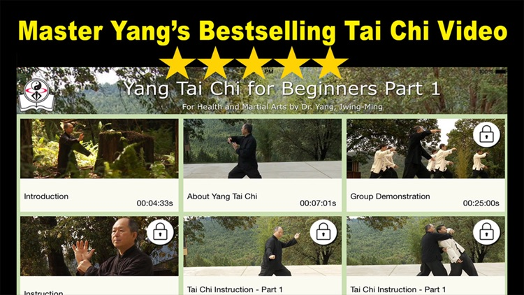Yang Tai Chi for Beginners Part 1 screenshot-1
