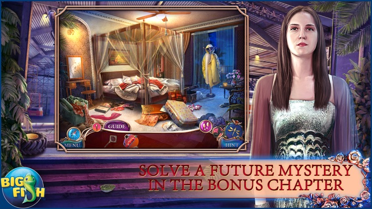 Off the Record: Liberty Stone - A Mystery Hidden Object Game (Full) screenshot-3