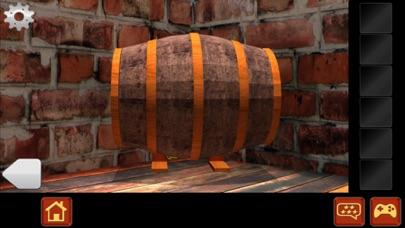 Escape room wine cellar screenshot three