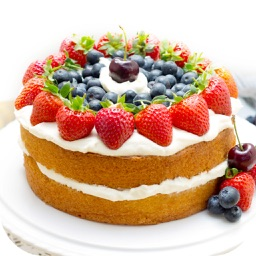 Cake and Frostings Recipes
