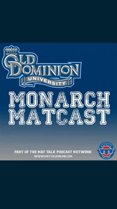 ODU Wrestling Monarch Matcast screenshot one