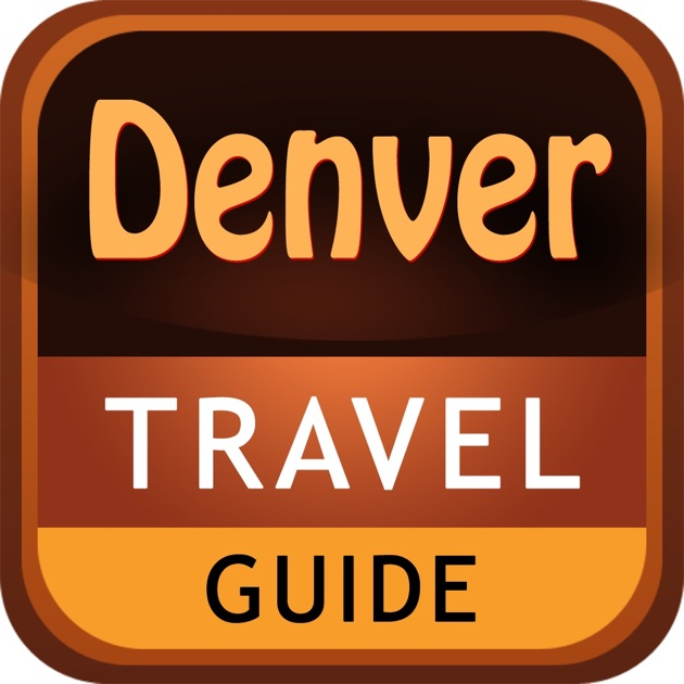 Denver Offline Map Travel Guide On The App Store