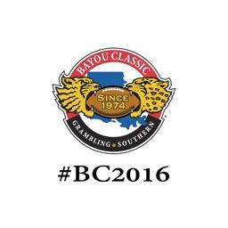 Bayou Classic 2016 Stickers