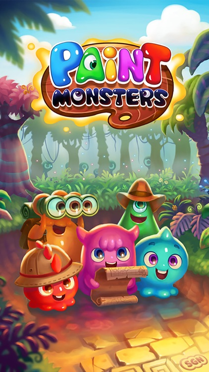 Paint Monsters screenshot-4