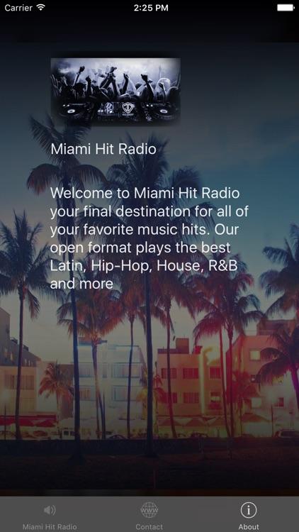 Miami Hit Radio screenshot-3