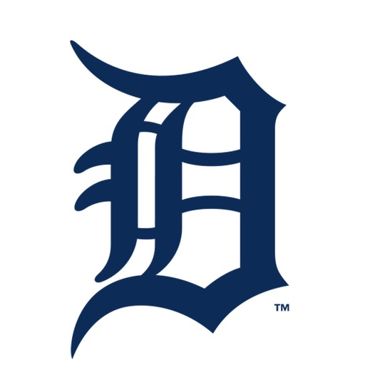 Detroit Tigers 2016 MLB Sticker Pack