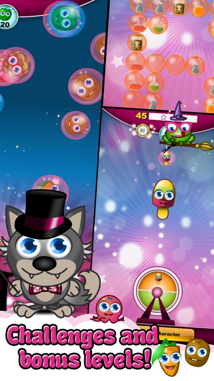 Bubble Magic World