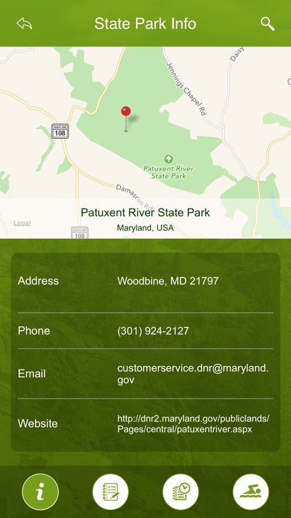 Maryland State Parks screenshot-3