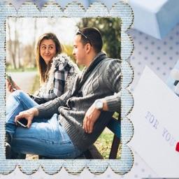 Romance Photo Frames & Photo Editor