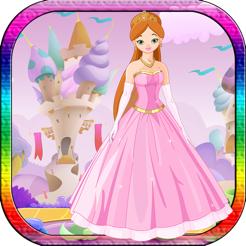 Boyama Kitabı Prenses Dünyanın En Güzel Oyunları App Storeda