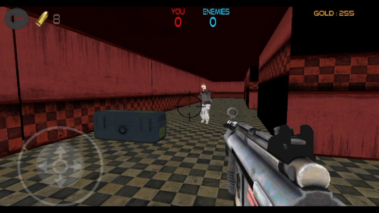FPS Multiplayer Shooter Army VS Special Soldier