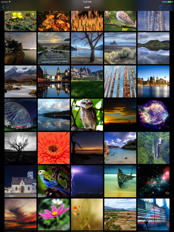 Screenshot #6 pour Air-Photos