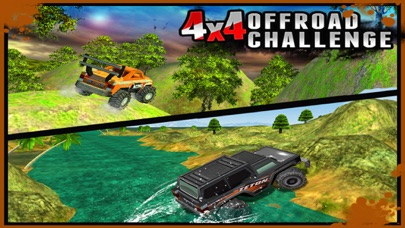4X4 Offroad Challenge  - 3D Maximum Hill Climb Carのおすすめ画像3